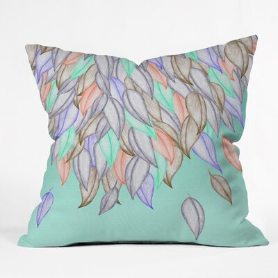 DENY Designs Jacqueline Maldonado A Different Nature 1 Polyester Throw Pillow