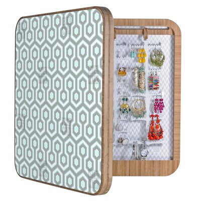 DENY Designs Caroline Okun Icicle Jewelry Box