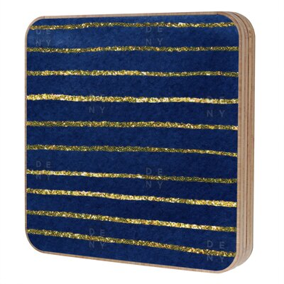 DENY Designs Social Proper Nautical Sparkle BlingBox