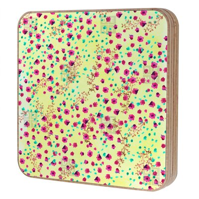 DENY Designs Joy Laforme Wind Swept Floral BlingBox