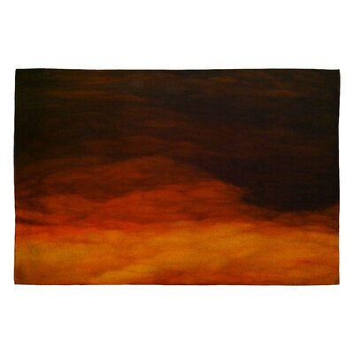 DENY Designs John Turner Jr Abstract Sun Rug