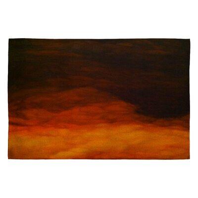 DENY Designs John Turner Jr Abstract Sun Rug