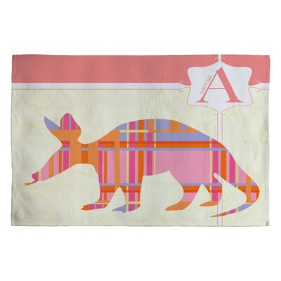 DENY Designs Jennifer Hill Miss Aardvark Kids Rug