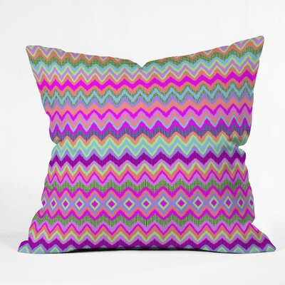 DENY Designs Amy Sia Chevron 2 Throw Pillow