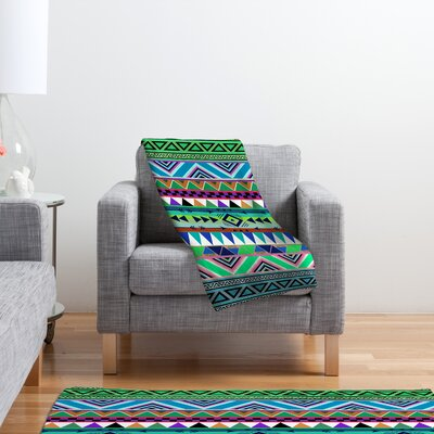 DENY Designs Bianca Green Esodrevo Polyester FleeceThrow Blanket