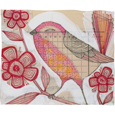 DENY Designs Cori Dantini Wee Lass Polyester Fleece Throw Blanket