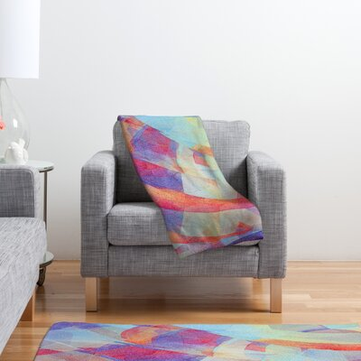 DENY Designs Jacqueline Maldonado New Light Polyester Fleece Throw Blanket