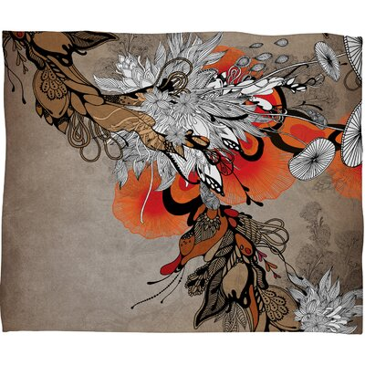 DENY Designs Iveta Abolina Sonnet Polyester Fleece Throw Blanket