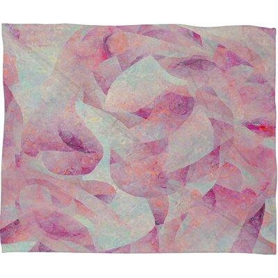 DENY Designs Jacqueline Maldonado Sleep To Dream Fleece Throw Blanket