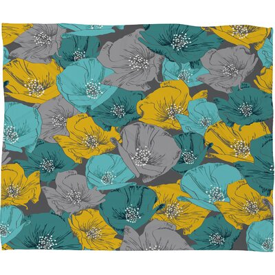 DENY Designs Khristian A Howell Bryant Park 4 Polyester Fleece Throw Blanket