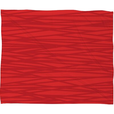 DENY Designs Khristian A Howell Rendezvous 9 Polyester Fleece Throw Blanket