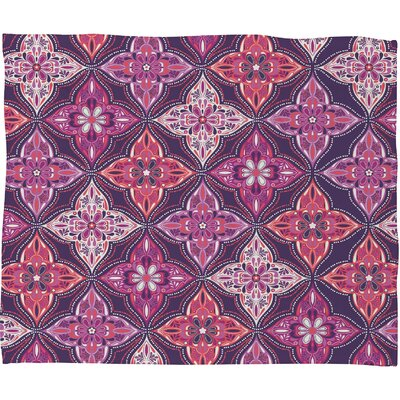 DENY Designs Khristian A Howell Provencal Lavender 5 Polyester Fleece Throw Blanket