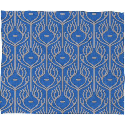 DENY Designs Holli Zollinger Umbraline Polyester Fleece Throw Blanket
