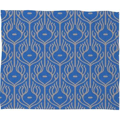 DENY Designs Holli Zollinger Umbraline Polyester Fleece Throw Blanket