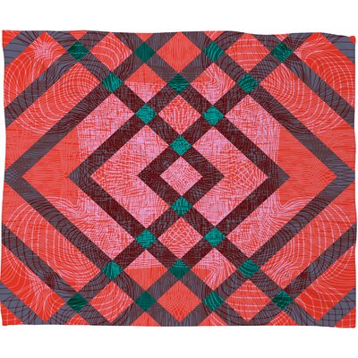 DENY Designs Randi Antonsen Polyester Fleece Throw Blanket