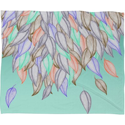 Jacqueline Maldonado A Different 1 Polyester Fleece Throw Blanket