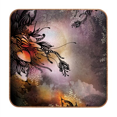 DENY Designs Iveta Abolina Purple Rain Wall Art