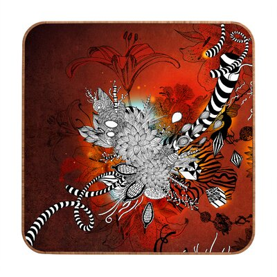 DENY Designs Iveta Abolina Wild Lilly Wall Art