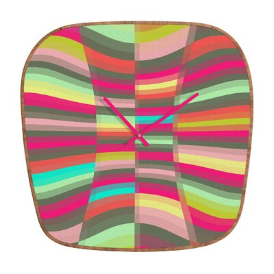 DENY Designs Jacqueline Maldonado Spectacle Wall Clock