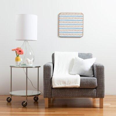 DENY Designs Anchor Small by Jennifer Denty Framed Graphic Art Plaque