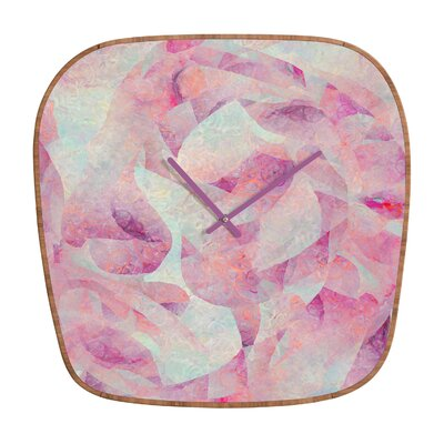 DENY Designs Jacqueline Maldonado Sleep to Dream Wall Clock