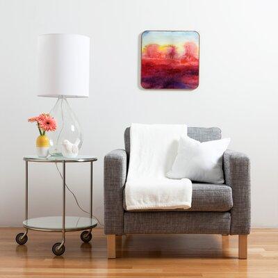 DENY Designs Where I End by Jacqueline Maldonado Framed Painting Print Plaque