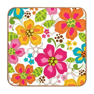 DENY Designs Khristian A Howell Kaui Blooms Wall Art