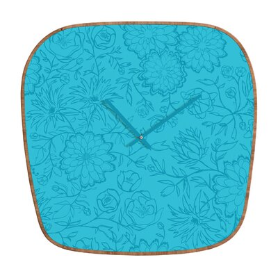 DENY Designs Khristian A Howell Desert Daydreams Wall Clock