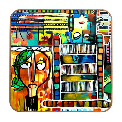 Robin Faye Gates Musical Chairs Wall Art