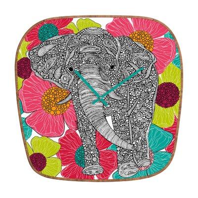 DENY Designs Valentina Ramos Groveland Wall Clock