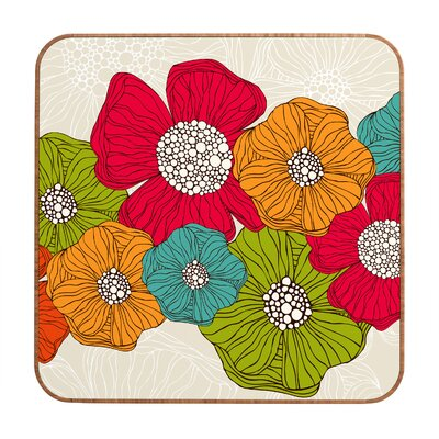 DENY Designs Valentina Ramos Flowers Wall Art