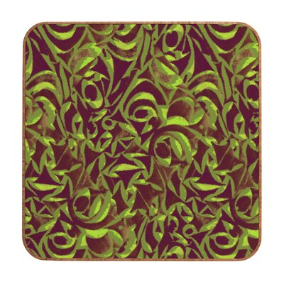 DENY Designs Wagner Campelo Abstract Garden Wall Art
