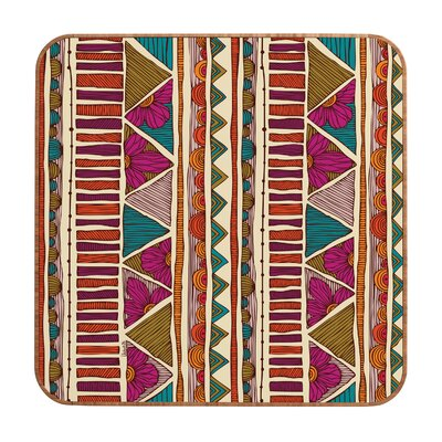 DENY Designs Valentina Ramos Ethnic Stripes Wall Art