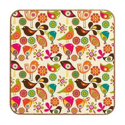 DENY Designs Valentina Ramos Little Birds Wall Art