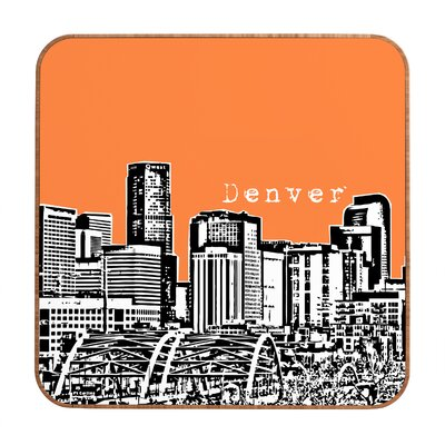 DENY Designs Bird Ave Denver  Wall Art