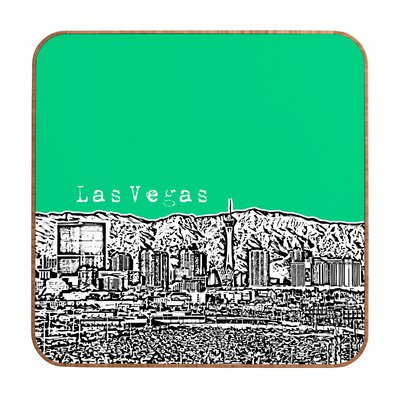 DENY Designs Las Vegas by Bird Ave. Framed Graphic Art Plaque
