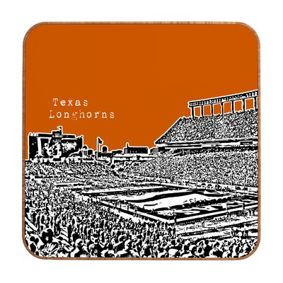 DENY Designs Bird Ave Texas Longhorns Wall Art