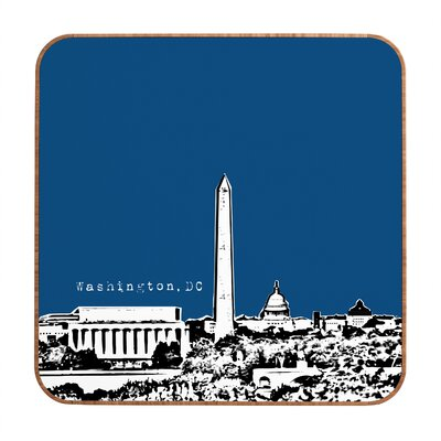 DENY Designs Washington by Bird Ave. Framed Graphic Art Plaque