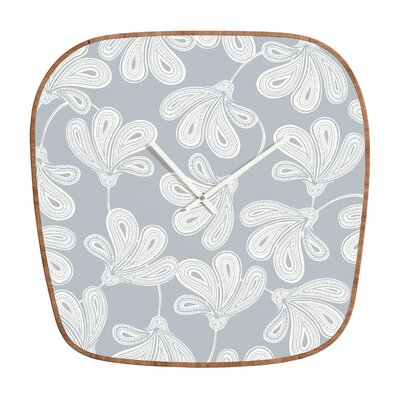 DENY Designs Khristian A Howell Provencal Wall Clock