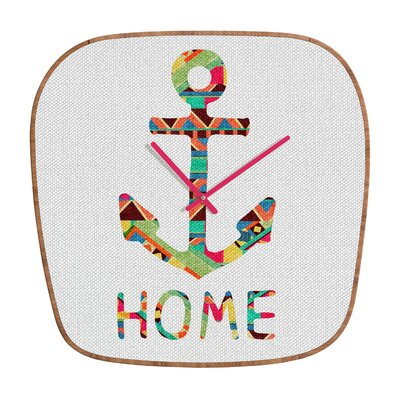 DENY Designs Bianca Green You Make Me Home Clock