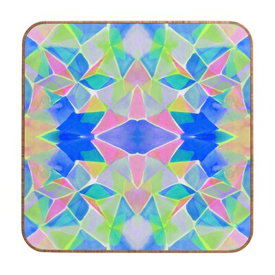 DENY Designs Amy Sia Chroma Blue Wall Art