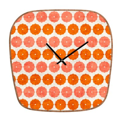 DENY Designs Holli Zollinger Annapurna Wall Clock