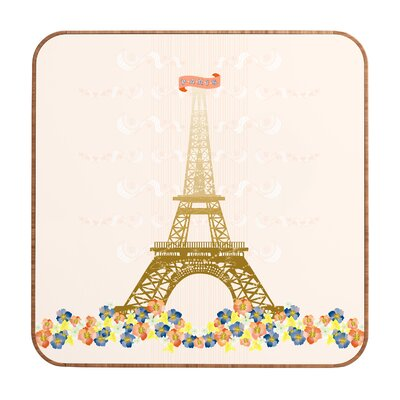 DENY Designs Jennifer Hill Paris Eiffel Tower Wall Art