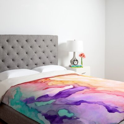 DENY Designs Rosie Brown Color My World Duvet Cover Collection