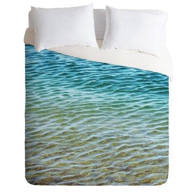 DENY Designs Shannon Clark Ombre Sea Duvet Cover Collection