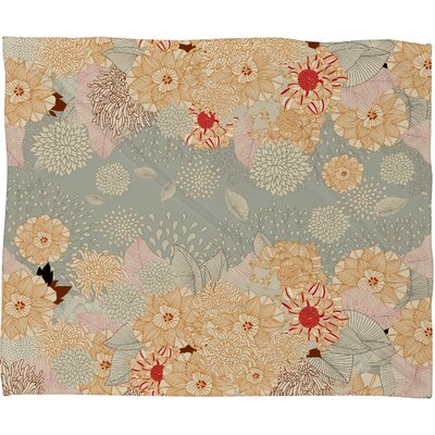 DENY Designs Iveta Abolina Creme De La Creme Polyesterrr Fleece Throw Blanket