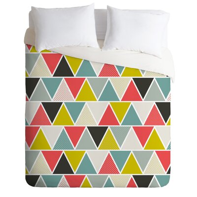 DENY Designs Heather Dutton Triangulum Duvet Cover Collection