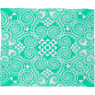 DENY Designs Budi Kwan Decographic Polyesterrr Fleece Throw Blanket