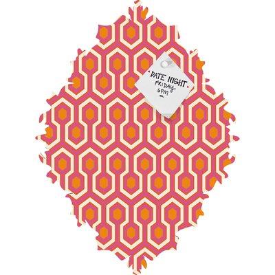 DENY Designs Caroline Okun Zest Baroque Memo Board