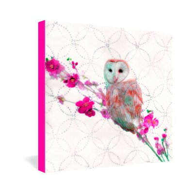 DENY Designs Quinceowl by Hadley Hutton Graphic Art on Canvas